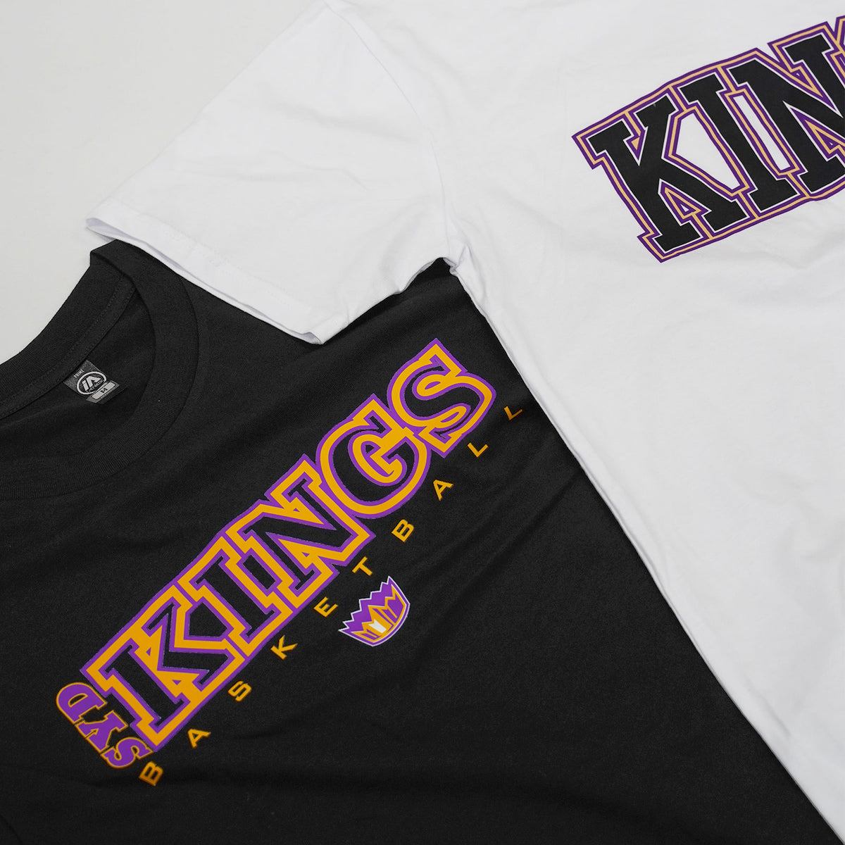 Sydney Kings Arch Tee - White