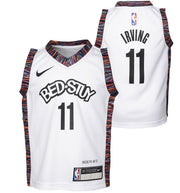 Kyrie Irving Brooklyn Nets City Edition Toddler Replica Jersey