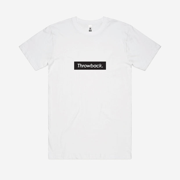 Box Logo T-Shirt - White