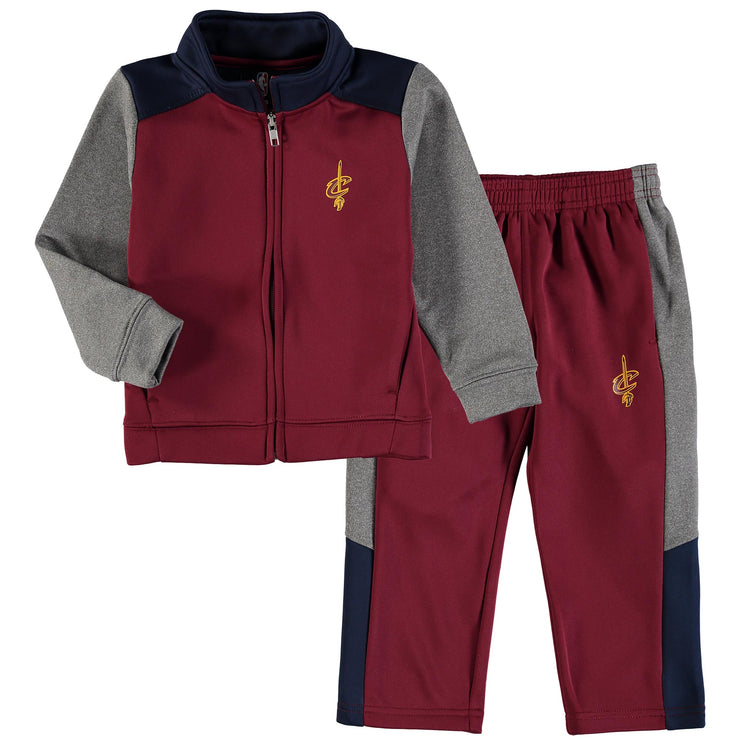 Cleveland Cavaliers One and One Pant Set - Throwback Store