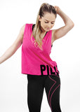 PUMP IT UP CROPPED TANK