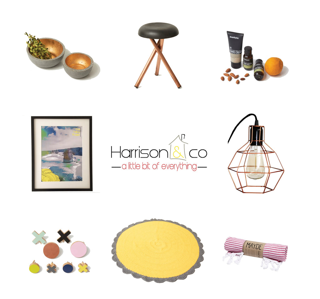 Harrison & Co Product Range