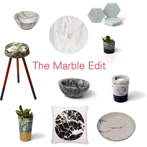 The Marble Edit
