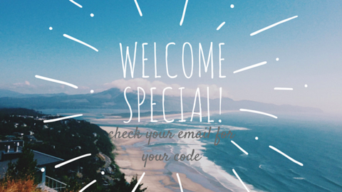 Welcome Special!