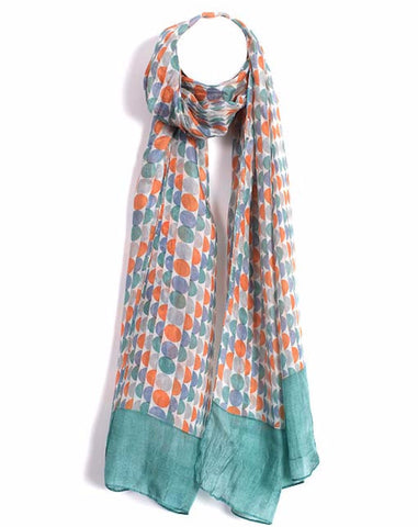 Elliptic Women's Scarf