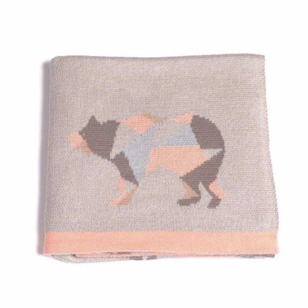 Bear Baby Blanket - Harrison & Co - Lifestyle & Design