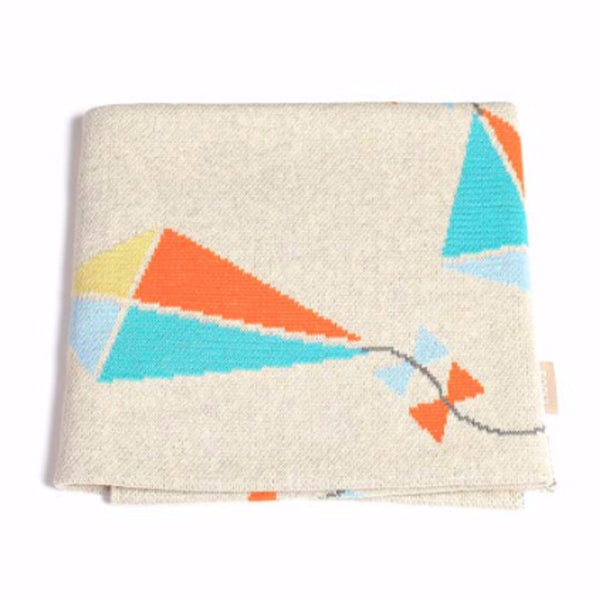 Kites Baby Blanket - Harrison & Co - Lifestyle & Design