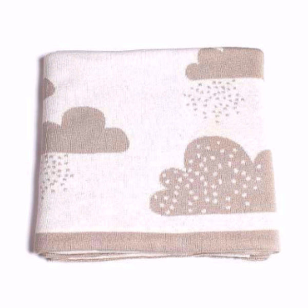 Cloud Baby Blanket - Harrison & Co - Lifestyle & Design