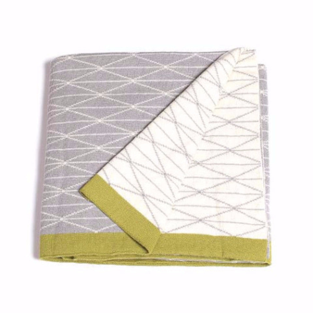 Etch Design Baby Blanket - Harrison & Co - Lifestyle & Design
