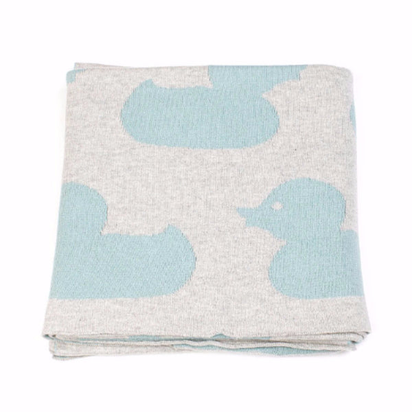Duck Baby Blanket - Harrison & Co - Lifestyle & Design