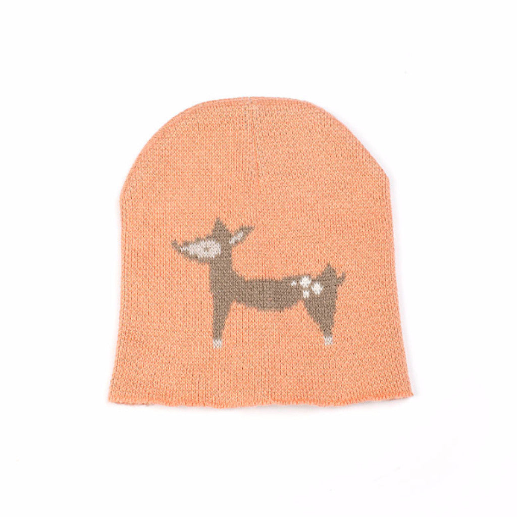 Bambi Baby Beanie - Harrison & Co - Lifestyle & Design