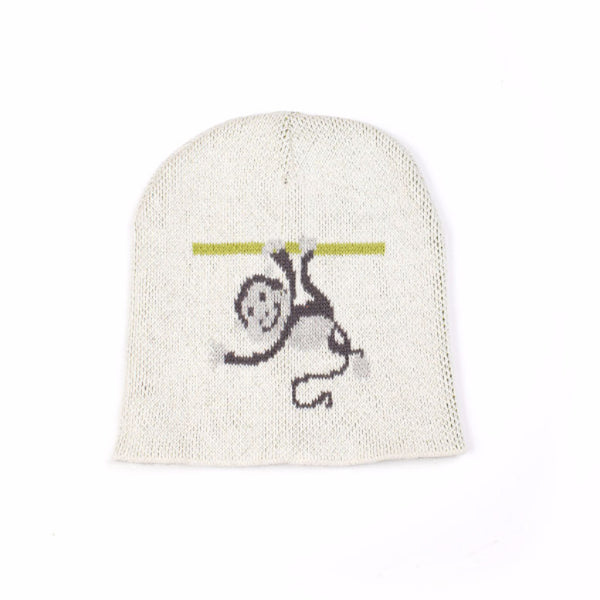 Monkey Baby Beanie - Harrison & Co - Lifestyle & Design