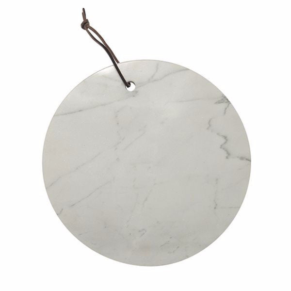 Round Marble Board - Harrison & Co - Lifestyle & Design