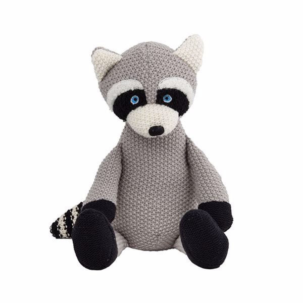 Lily & George Wild Ones Racoon - Harrison & Co - Lifestyle & Design