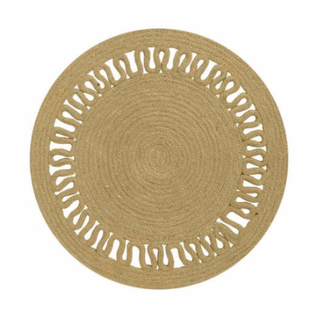 Evelyn Jute Placemat Set of 4 - Harrison & Co - Lifestyle & Design