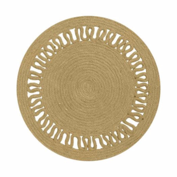 Jute Evelyn Placemat - Set of 4 - Harrison & Co - Lifestyle & Design