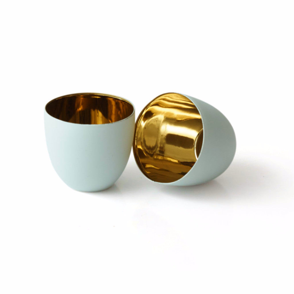 Gold Votive Candle Holders - Harrison & Co - Lifestyle & Design