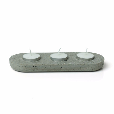Tea Light Concrete Holder
