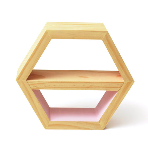 Hexagon Shadow Box