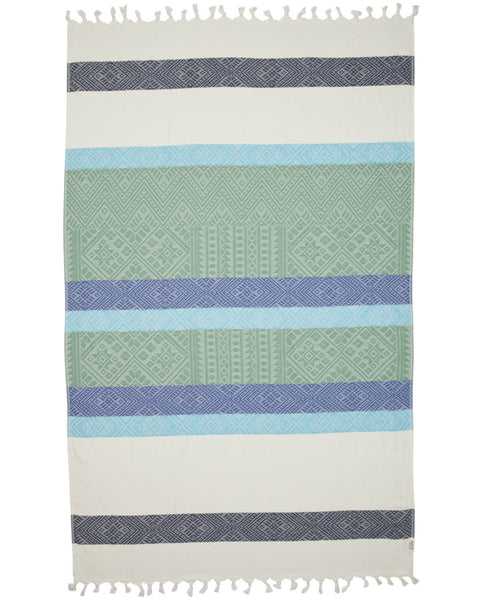 Avoca Water Turkish Towel - Harrison & Co - Lifestyle & Design