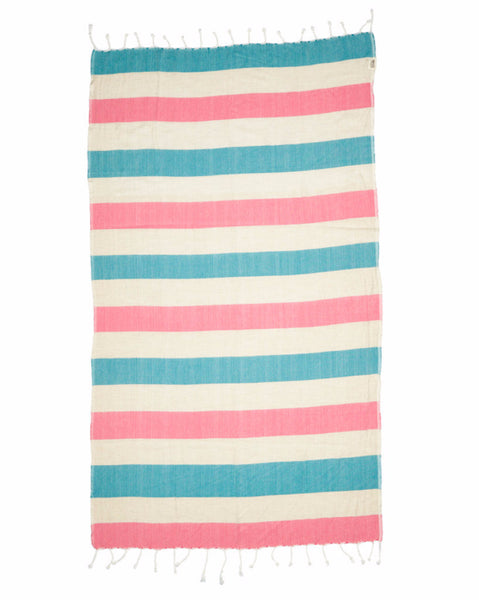Tangalooma Turkish Towel - Harrison & Co - Lifestyle & Design