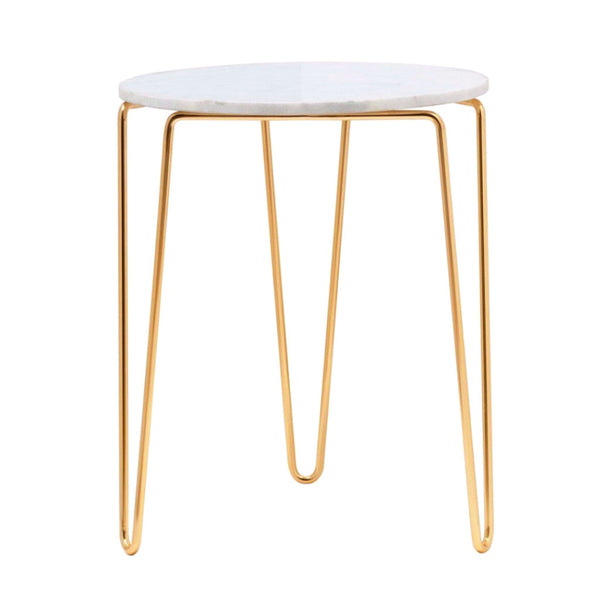 Marble and Brass Table - Arriving July - Harrison & Co - Lifestyle & Design