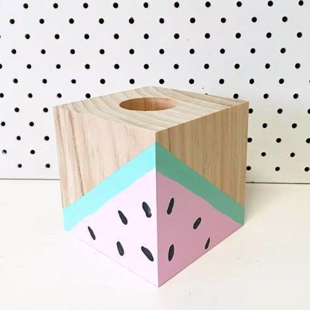 Watermelon Succulent Vessel - Harrison & Co - Lifestyle & Design