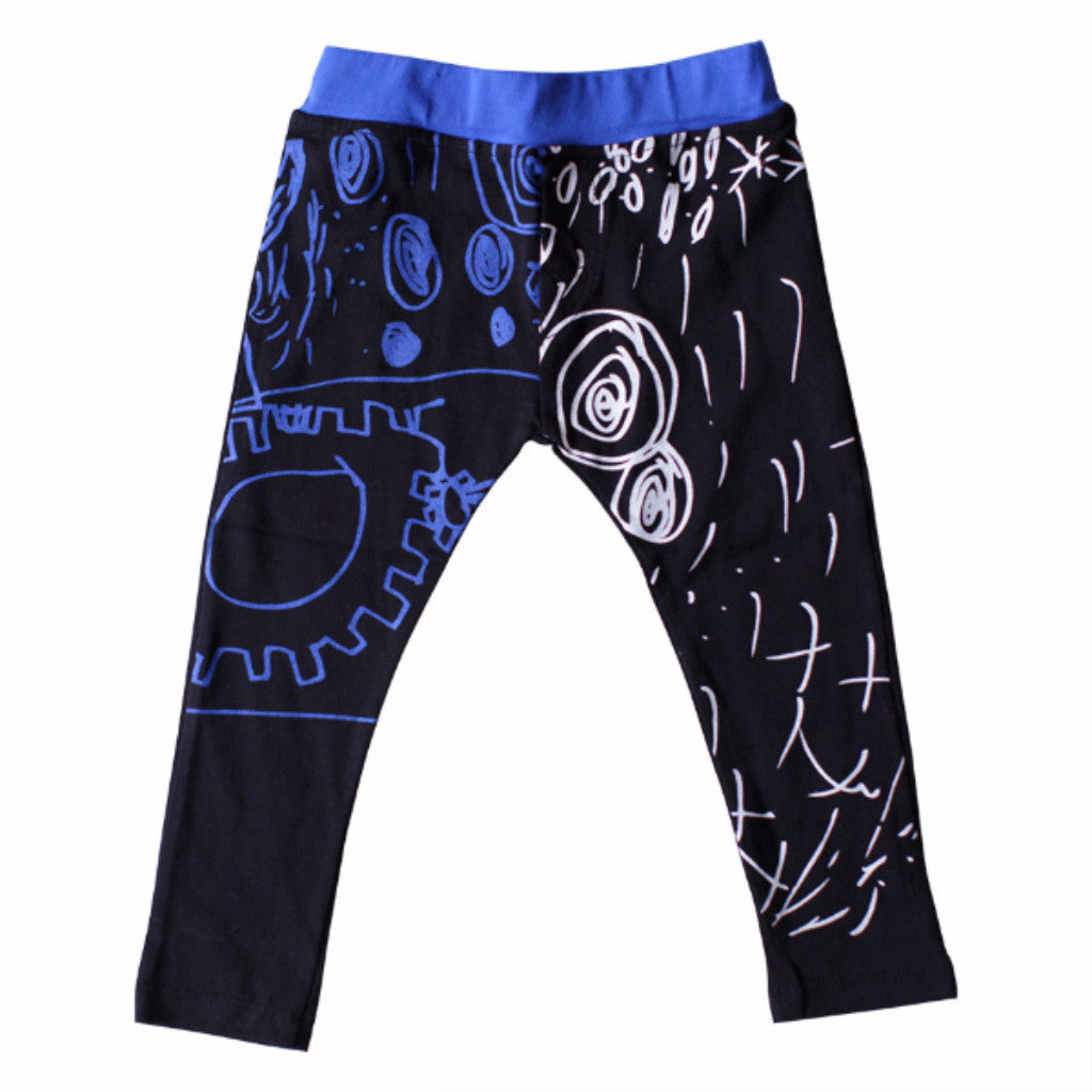 Doodle Kids Leggings - Harrison & Co - Lifestyle & Design