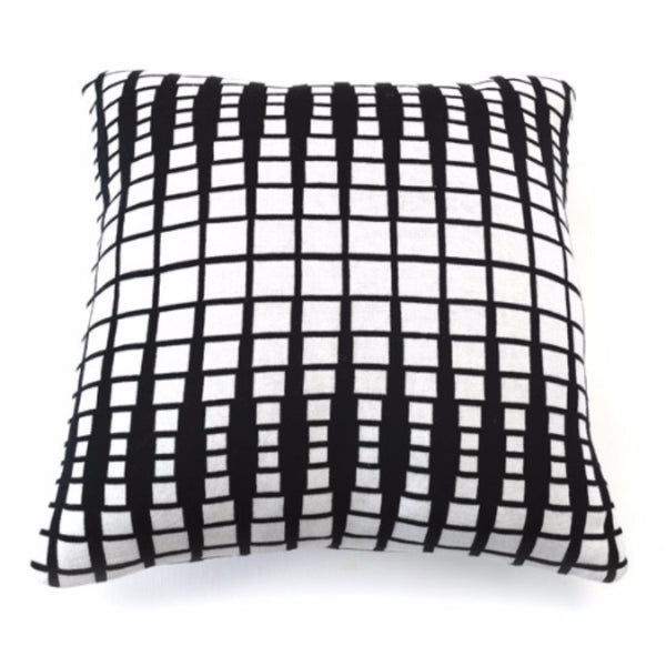 Multi Squares Indus Cushion - Harrison & Co - Lifestyle & Design