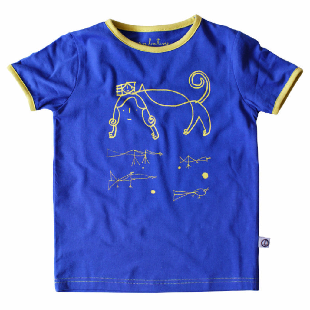 Kids T-Shirt - A Lion of Sorts - Harrison & Co - Lifestyle & Design