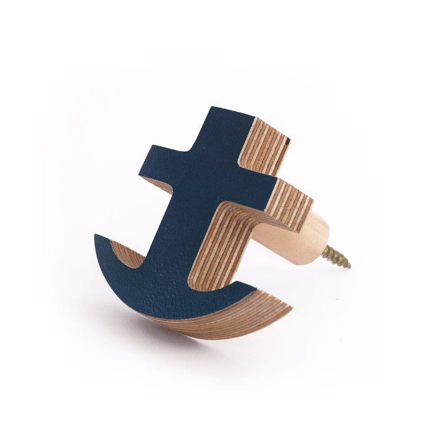 Little Anchor Wall Hook - Harrison & Co - Lifestyle & Design