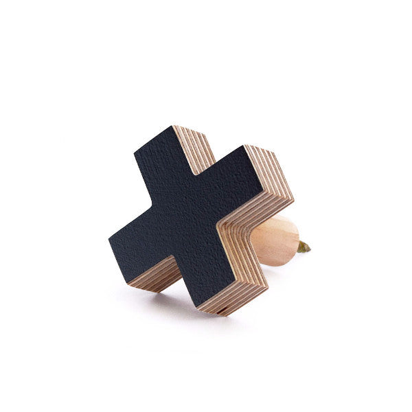 Little Cross Wall Hook - Harrison & Co - Lifestyle & Design