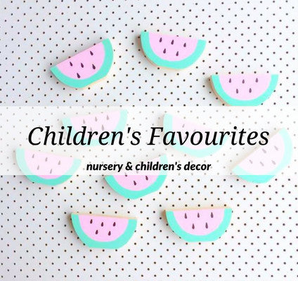 Children's decor