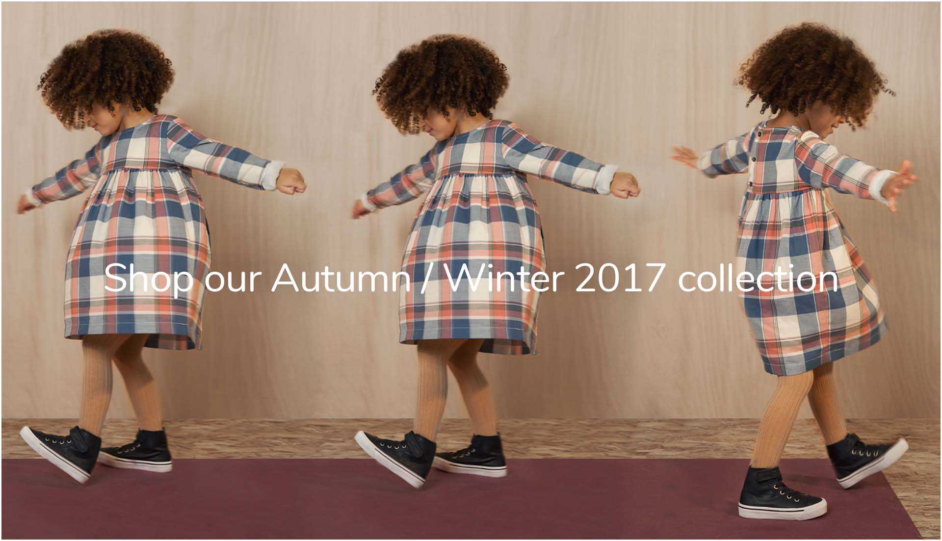 Where's that Bear? Autumn / Winter 2017