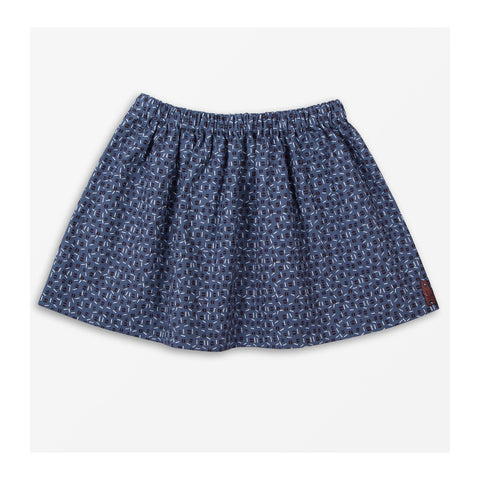 Edit Dot Skirt front