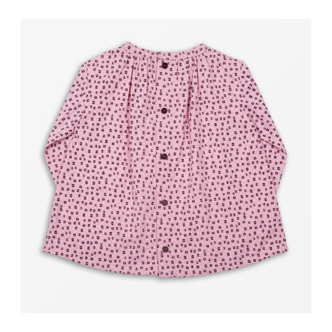 Edit Dot Top Fairy Pink back
