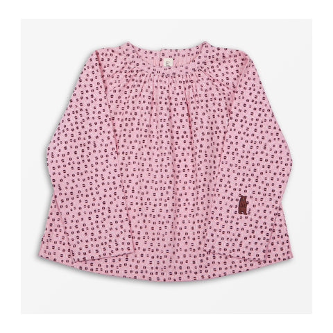 Edit Dot Top Fairy Pink front