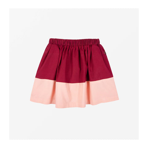 Harbour Cotton Skirt Front