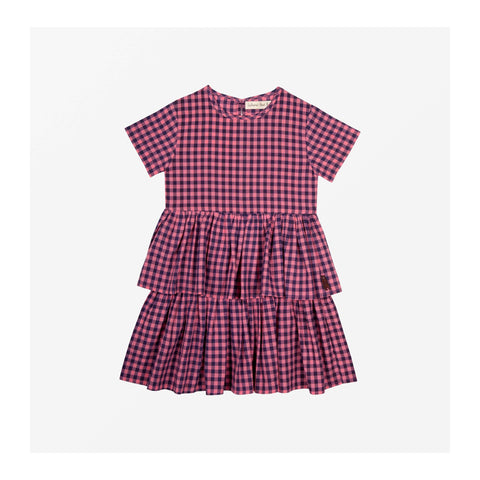 Marlon Check Dress front