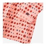 Pebble Dot Top Peach Sorbet