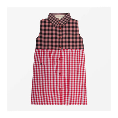 Southside Check Dress front