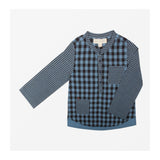 Southside Check Shirt front