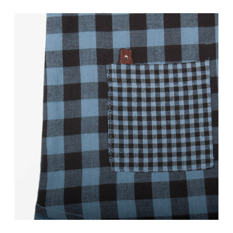 Southside Check Shirt detail