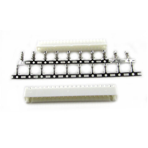 20 Pin Connector Kits 2.54MM
