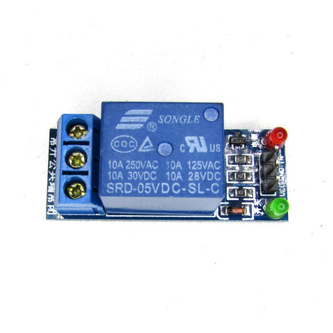 Single Channel High Level DC 5V 10A Power Relay Module