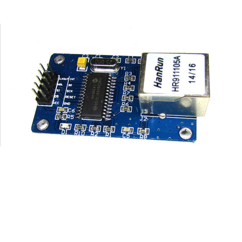 ENC28J60 Ethernet LAN Network SPI Port Module