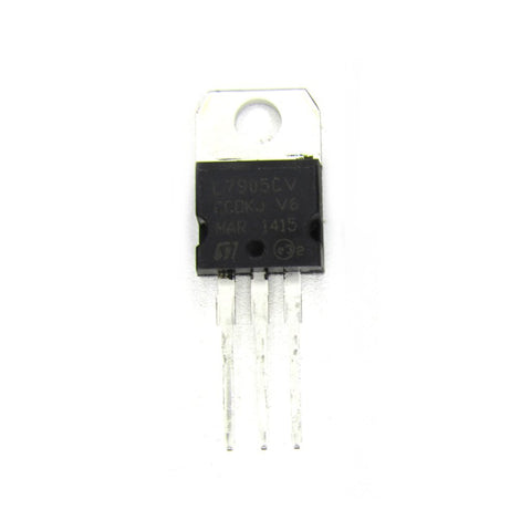 L7905CV Linear Voltage Regulators