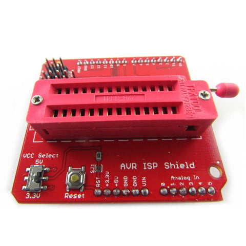AVR ISP Shield For Arduino
