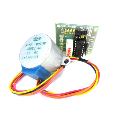Step Motor and Driver Board Module