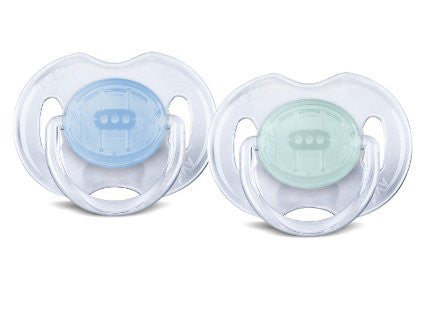 Pacifier for babies 0,6 months by Philips AVENT